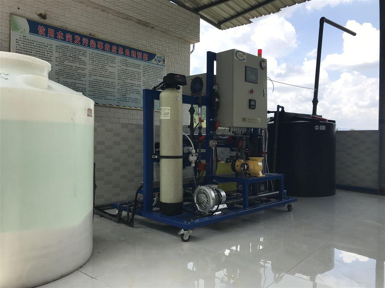 水厂消毒设备厂家