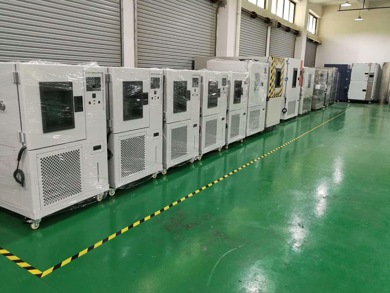 高天对高低温试验箱等环境试验设备质量的绝对重视